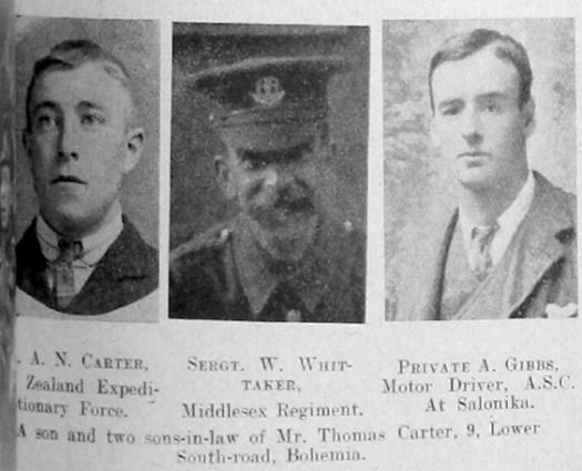 Carter, Whitaker & Gibbs