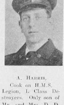 Arthur Douglas Harris