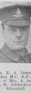 Jempson, Ernest A