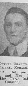 Kohler, Charles Michael