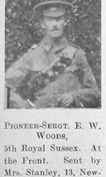 E W Woods