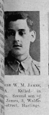 William Morgan James