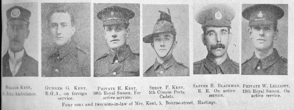 Kent, Blackman & Lelliott