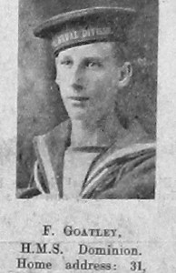 Frederick C J Goatley