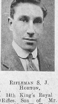 Stanley James Horton