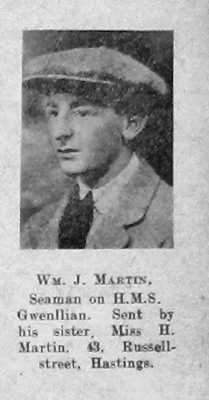 William G Martin
