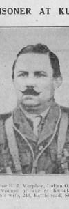 Morphey, Henry John