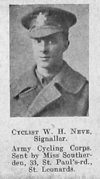 William H Neve