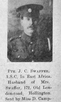 John C Swaffer