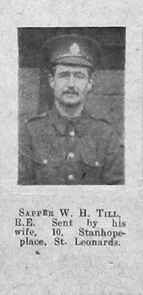 William H Till