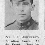 Stephen Herbert Jewhurst