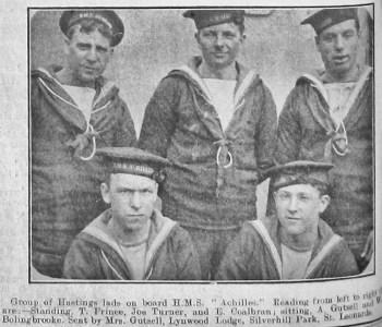 Prince, T, Turner, Joe, Coalbran, E, Gutsell, A & Bolingbrooke