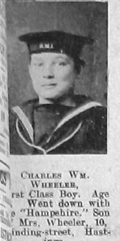Charles William Wheeler