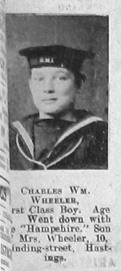 Charles William Wheeler