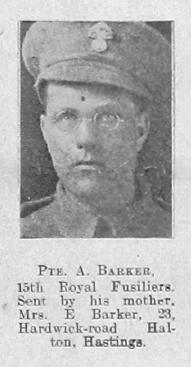 Alfred Barker