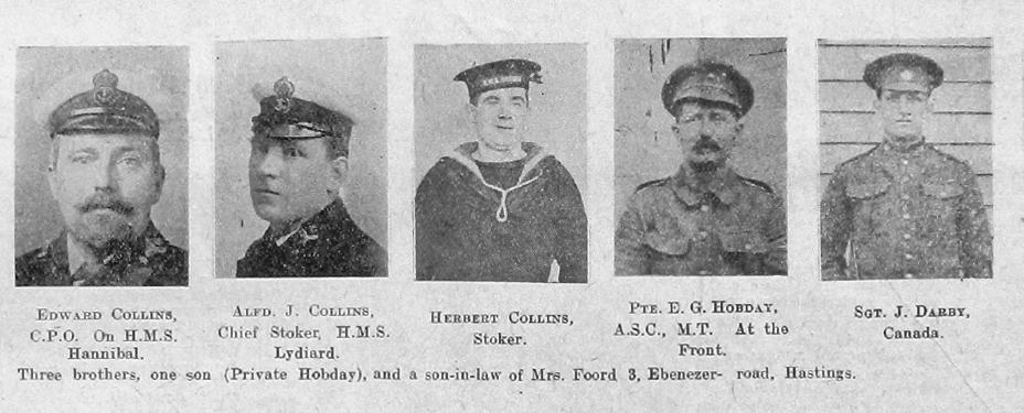 Collins, Hobday & Darby