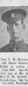 Howell, Frederick William