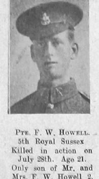 Frederick William Howell