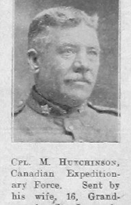 Milton Hutchinson