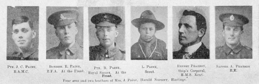 Paine & Pearson