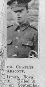 Victor Charles Arscott