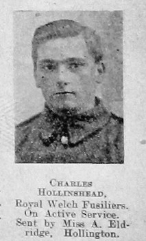 Charles Hollinshead
