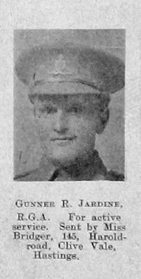 Richard J Jardine