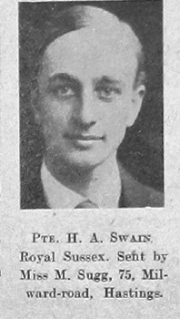 Herbert A Swain