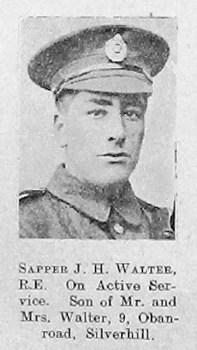 John H Walter