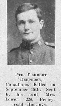 Herbert Deeprose