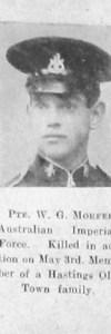 Morfee, William George