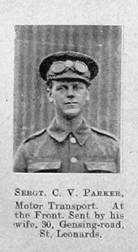 C V Parker