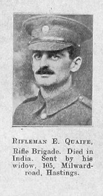 Eldred Henry Spencer Quaife
