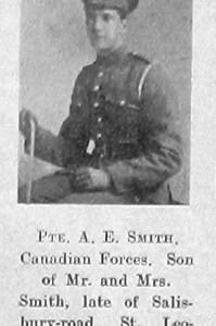 Albert Edward Smith