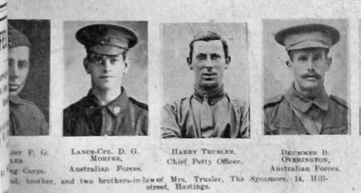 Trusler, Morfee & Overington