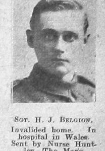 Henry J Belgion