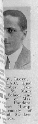 Lloyd, Mostyn W