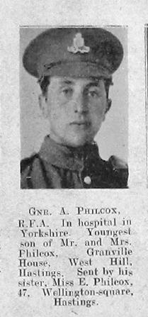 Alfred Philcox