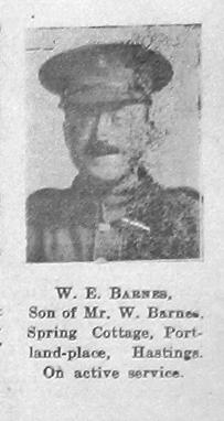 W E Barnes