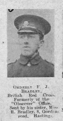 Francis J Bradley