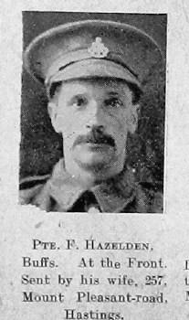 Frederick Hazelden