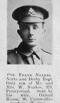 Frank Noakes