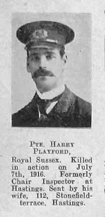 Harry Playford