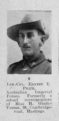 Ernest Edward Price