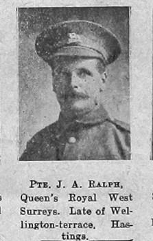 J A Ralph