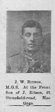 Ritson, Joseph William