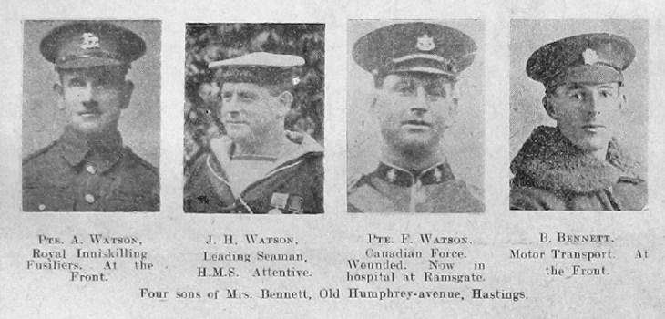 Watson & Bennett