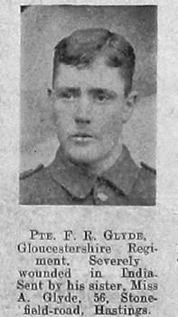 Frank R Glyde