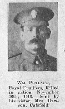 William Putland
