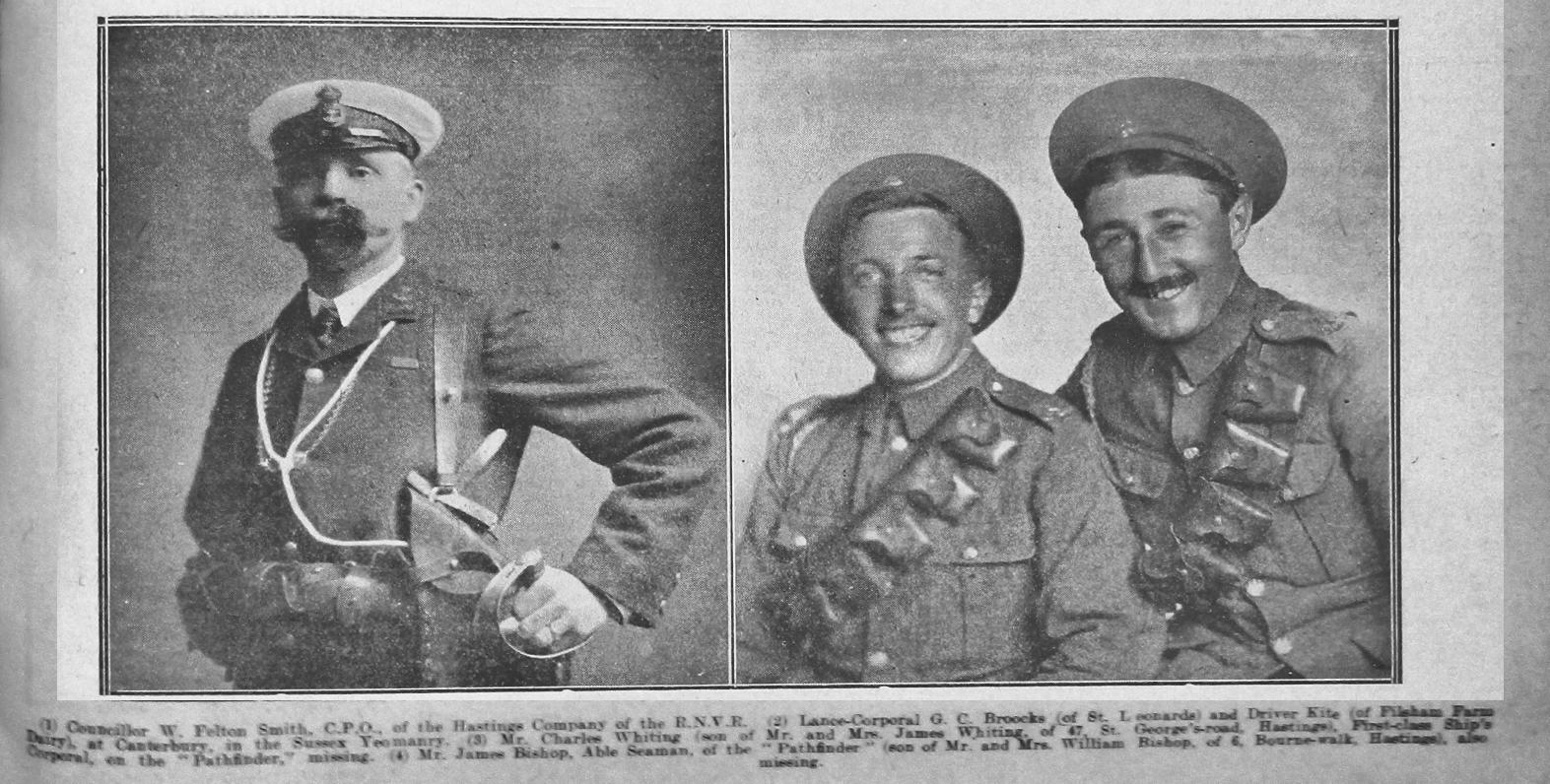 Felton Smith, Broocks & Kite
